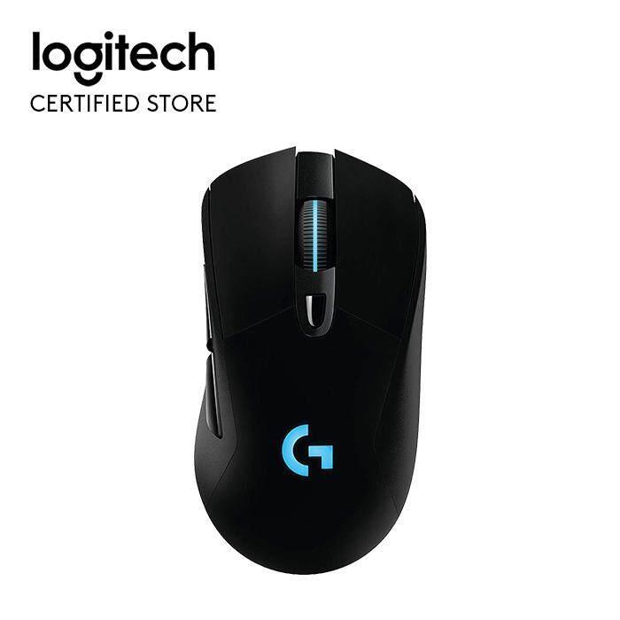 Logitech G703 LIGHTSPEED Wireless Gaming Mouse with HERO 16K sensor (910-005642) Malaysia