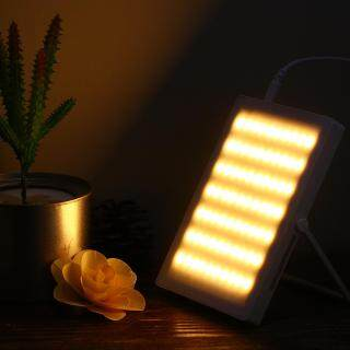 Carevas Therapy Lamp Anti Depression Affective Disorder Phototherapy Simulating Sunlight Adjustable Therapy Light USB Plug in Use 160-SAD 6500K thumbnail