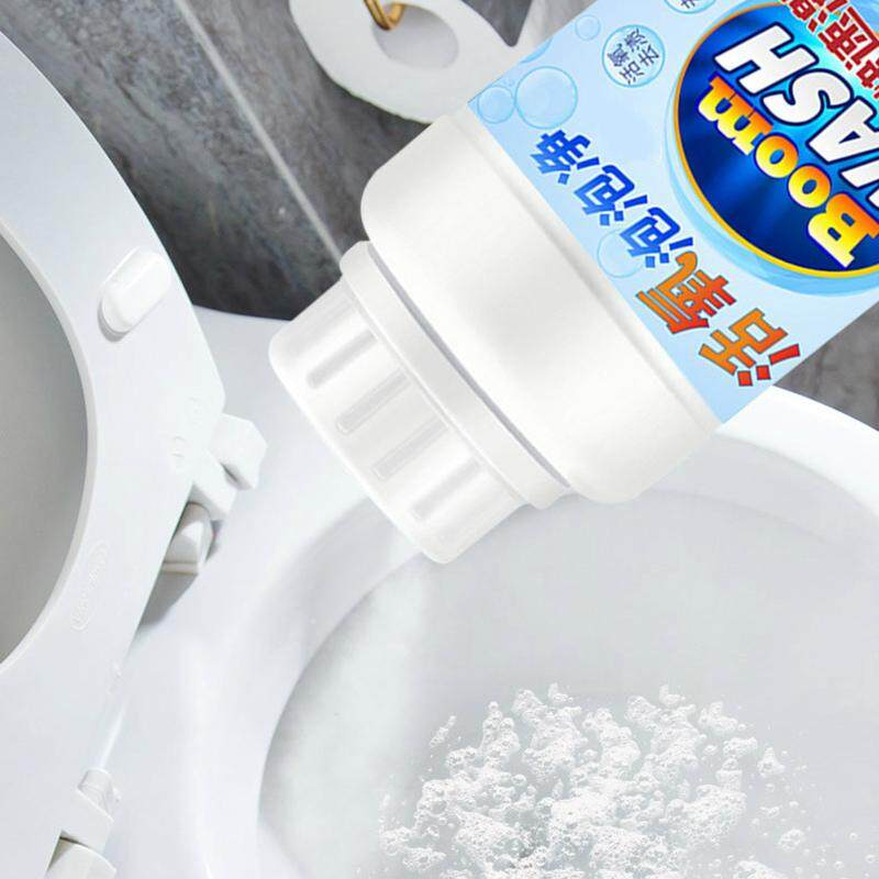 Jayoyi 1 pcs Multifunctional Foam Cleaner Magic Bubble Magic Foam Cleaner Oxygen Toilet Bubble Net Fresh Oxygen Particles