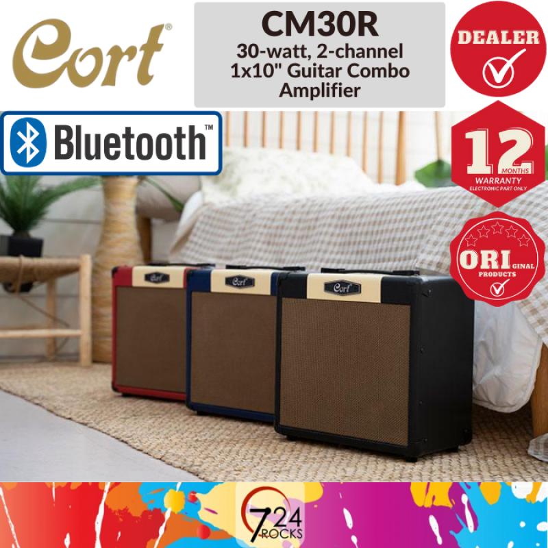 Cort CM30R 30watt CM-Series Electric Guitar Amp / Amplifier Malaysia
