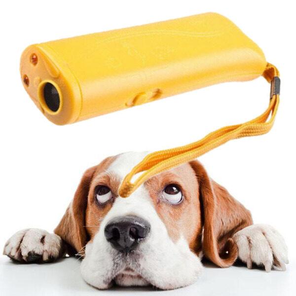Thiết Bị Đuổi Sủa Chống Ngừng Sủa Chó Con Chó Cưng Siêu Âm, Điều Khiển Huấn Luyện Viên Thiết Bị