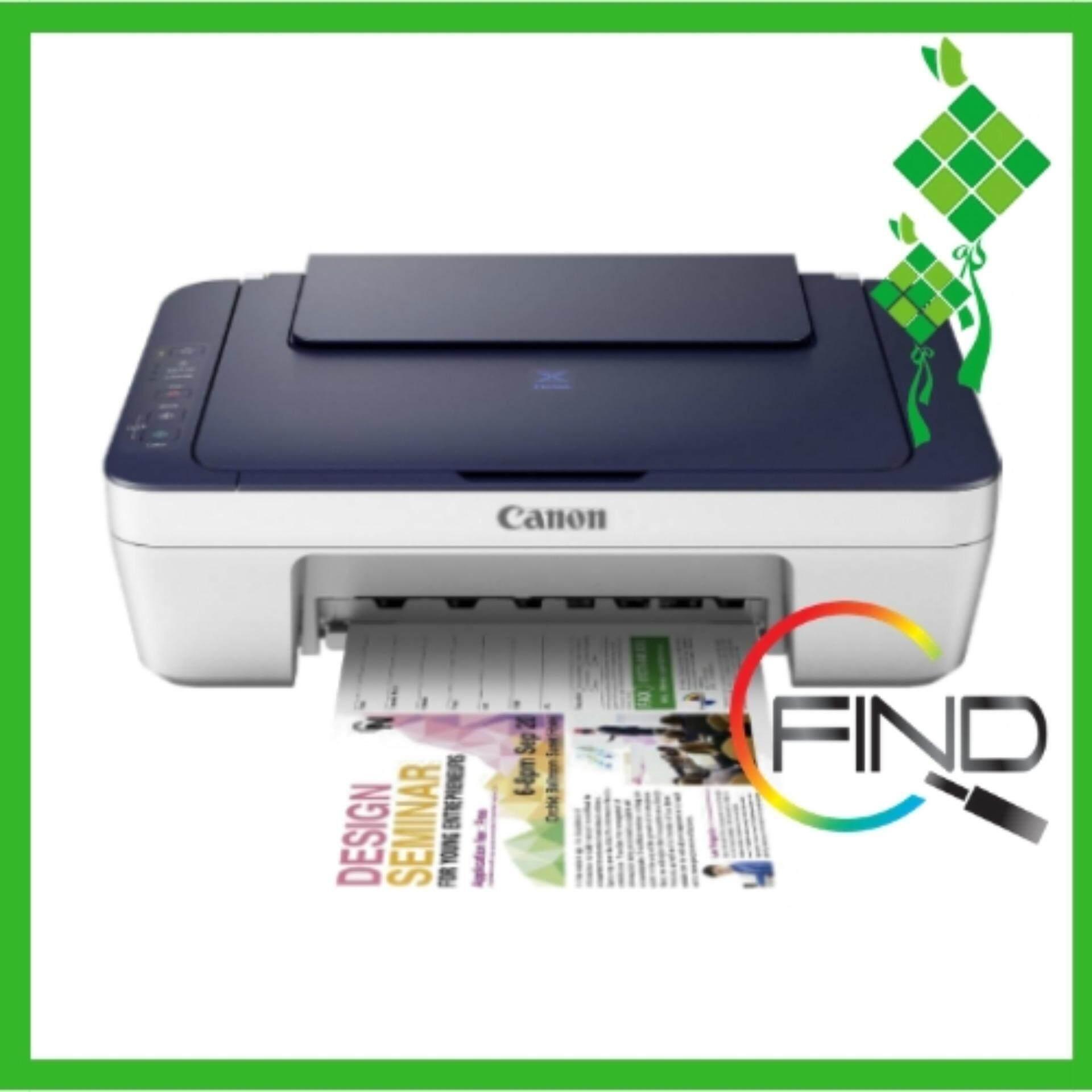 Canon Pixma Mg2577s Aio 3 In 1 Color Printer (print/scan/copy) (findc) By Findc.