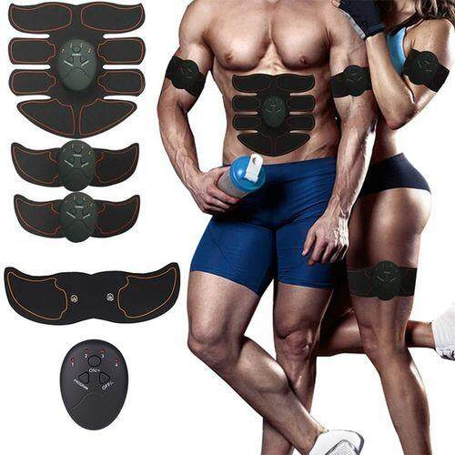 Friendly 10pcs Muscles Training Replaceable Hydrogel Pad Gel High Adhesion Stickers Exercise For Abdominal Muscles Training Silicone Ab Rollers