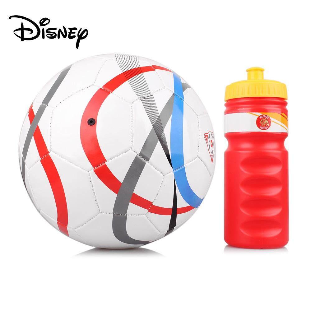 Disney Original เมื่อ 011ce ของเล่นลูกฟุตบอลสำหรับเด็ก W/1 ขวดพีซี By Union Mall.