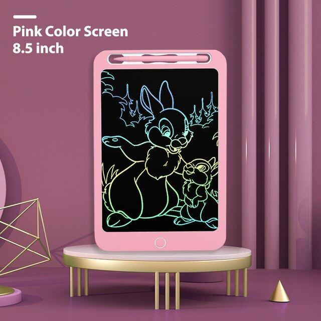 Máy Tính Bảng Viết LCD Cho Trẻ Em Vẽ Kỹ Thuật Số Máy Tính Bảng Dạng Chữ Viết Tay Miếng Đệm, Bảng Điện Tử Di Động Cho Trẻ Em, Bảng Siêu Mỏng