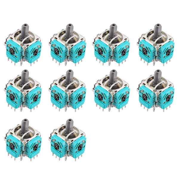 Bảng giá 10 Pack 3D Joystick Axis Analog Sensor Analog Module Replacement for Xbox One Game Console Controller Phong Vũ