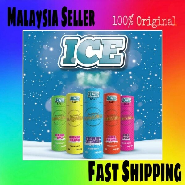 BANGSAWAN_ICE SERIES SALT 10ML Malaysia