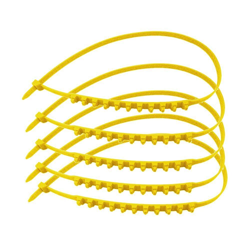 Hammshop Winter Anti-Skid Chains For Car Snow Mud Wheel Tyre Thickened Tire Tendon By Hammshop.