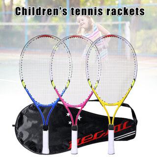 Vợt Tennis Thể Thao Cho Trẻ Em, Bằng Hợp Kim Nhôm, Có Tay Cầm PU thumbnail