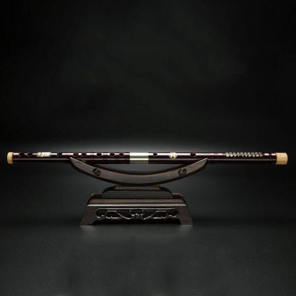 1 Cái Truyền Thống Trung Quốc 8 Lỗ Sáo Trúc Sáo Dọc Clarinet Sinh Viên Nhạc Cụ Màu Gỗ