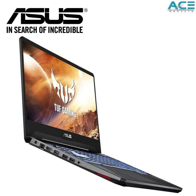 Asus TUG Gaming FX505D-VAL003T Gaming Notebook *120Hz* (Ryzen7-3750H/8GB DDR4/512GB PCIe/RTX2060 6GB/15.6 FHD/Win10) Malaysia