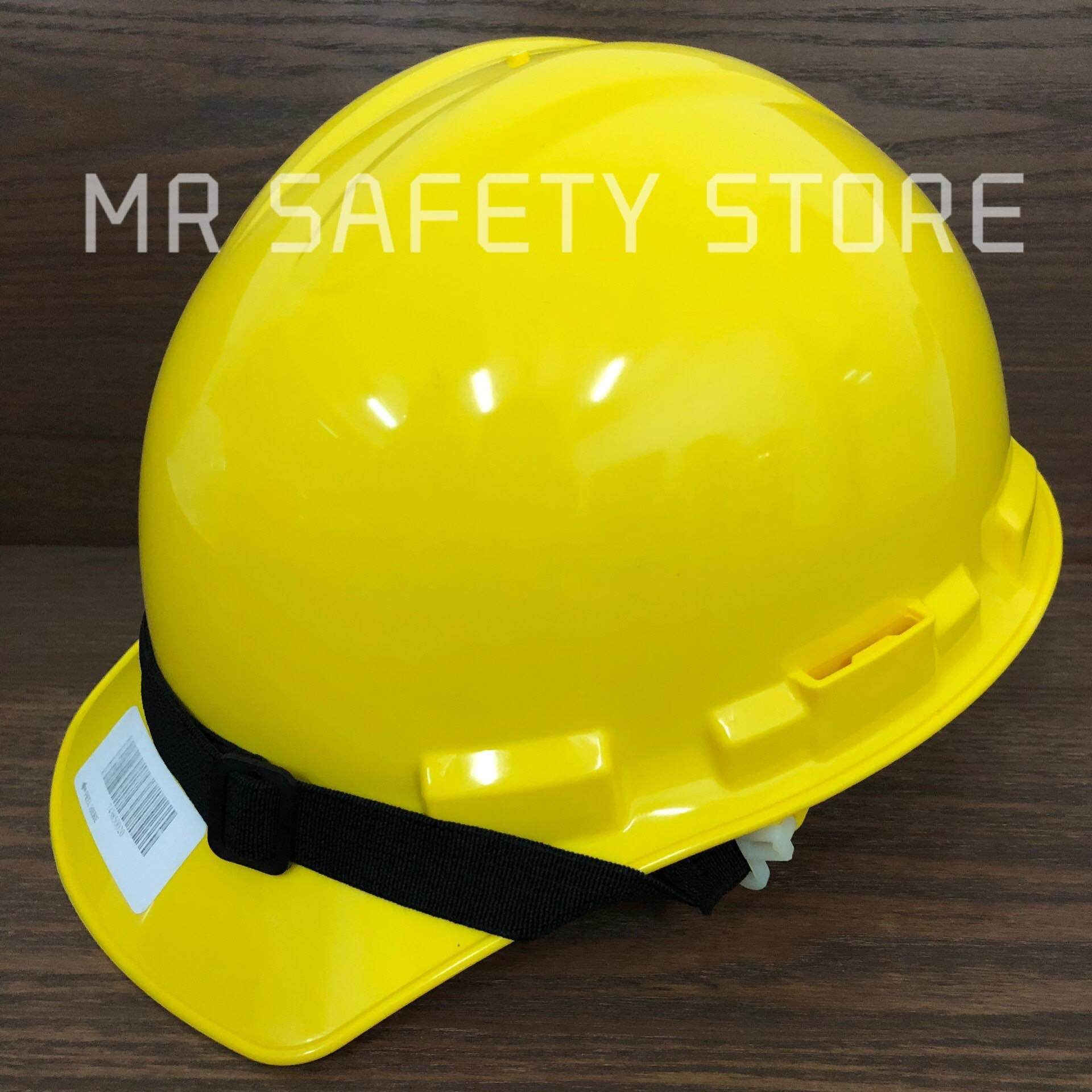 Tanker Safety Cap - Yellow