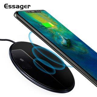 Bộ Sạc Không Dây Essenger 10W Qi Miếng Sạc Không Dây Cảm Ứng Nhanh Cho iPhone 11 Pro Xs Max X Xr 8 Dành Cho Xiaomi Mi 9 Samsung S20 thumbnail