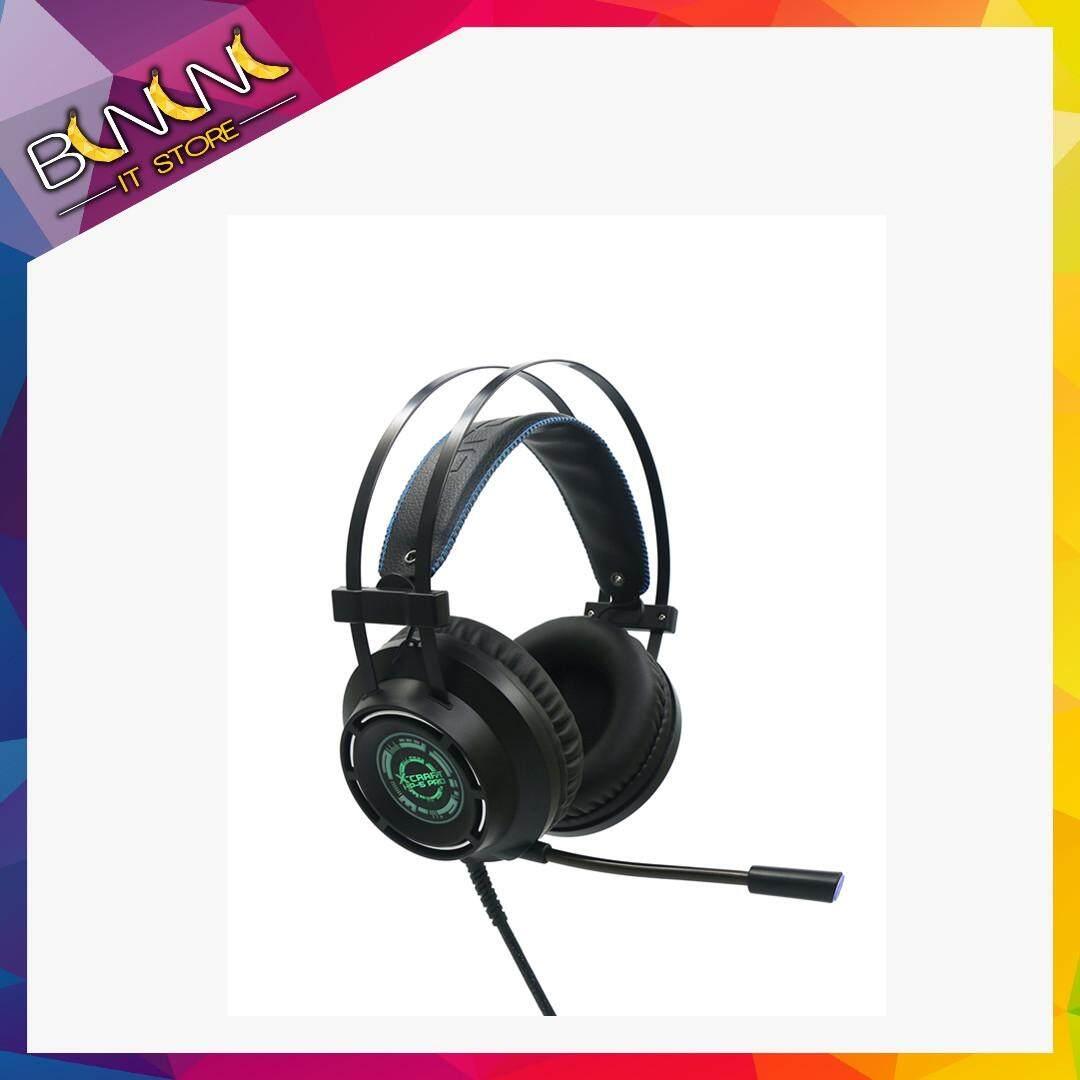 fd6abb21ddd Alcatroz X-Craft HP-5 PRO (7.1 Audio) Gaming Headphones with Mic