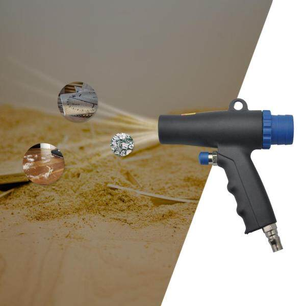 Air Vacuum Blow Gun Pneumatic Vacuum Cleaner Kit