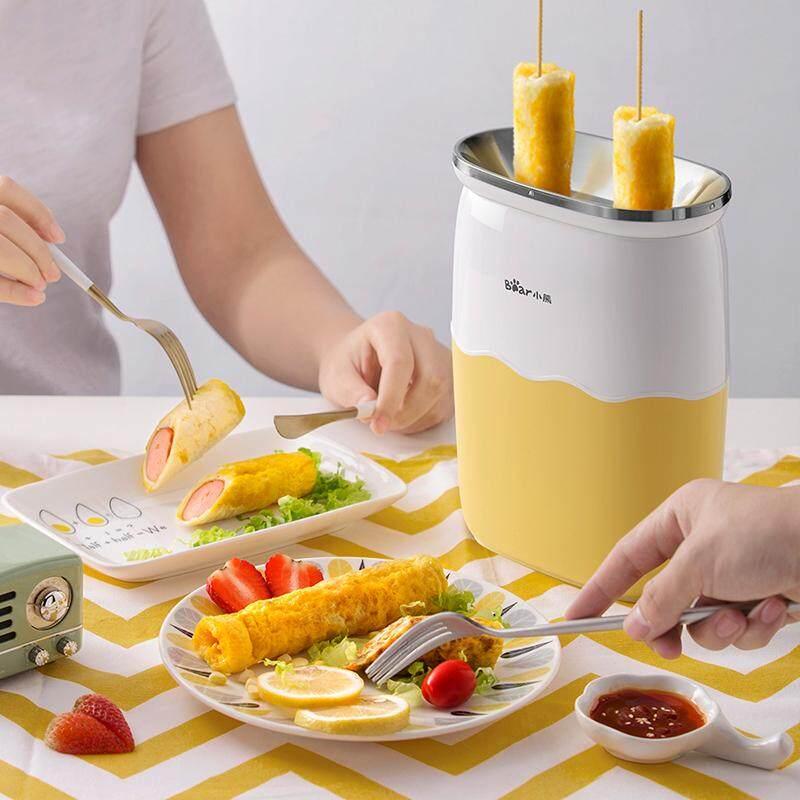 Bear/bear Jdq-b02g1 Egg Cups Double Egg Roll Machine Egg Mold Automatic Package Intestinal Breakfast Artifact