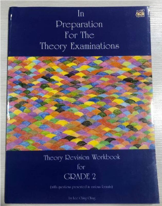 In Preparation For The Theory Examinations Grade 2 Malaysia