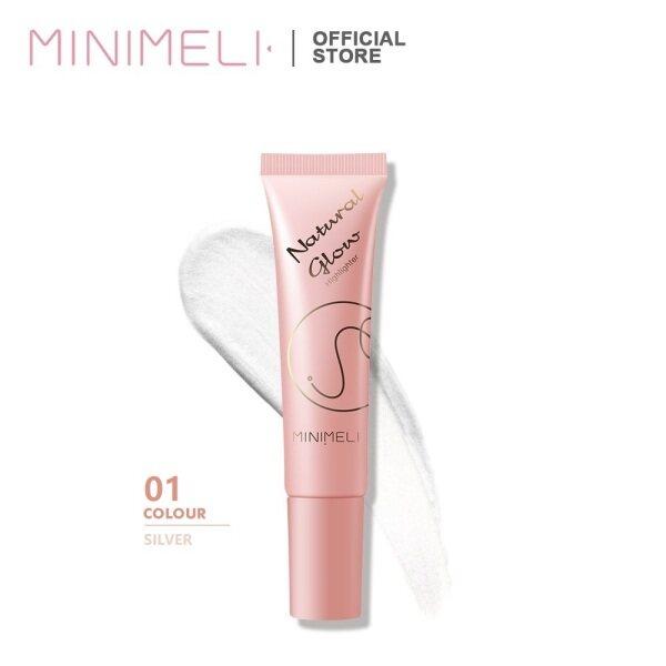 Kem bắt sáng MINIMELI dạng lỏng dùng để trang điểm tạo khối cho mặt và cơ thể (dung tích 12ml) - INTL