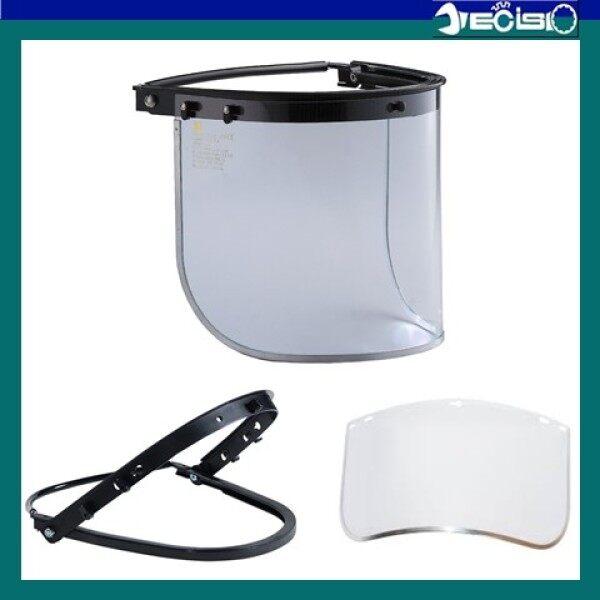 Clear Face Shield Visor and A2 / A4 (Aluminium) Bracket