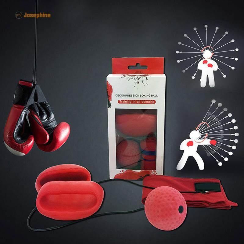 Mã Khuyến Mãi Jos Đấm Boxing Bóng Với Băng Đấm Bốc Cải Thiện Các Phản Ứng Tốc Độ Tập Thể Dục