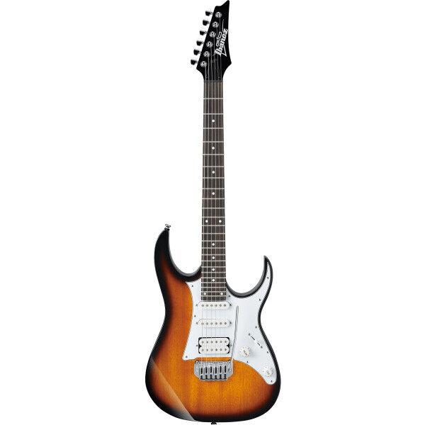 Ibanez GRG140 Standard Electric Guitar, Sunburst Malaysia