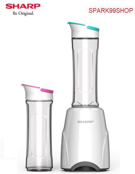 Sharp Em-60pm-Wh Personal Blender 300 Watts By Spark99shop.