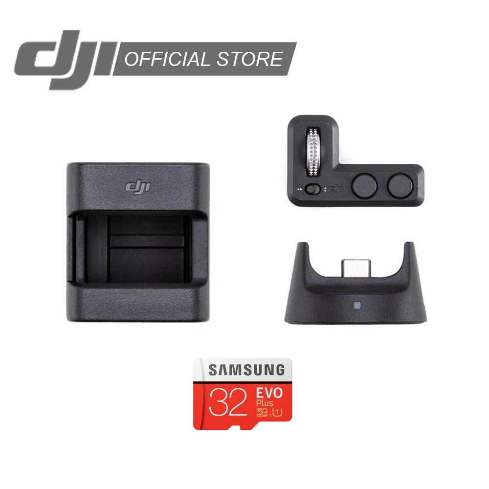 Dji Osmo Pocket Part 13 Expansion Kit By Dji Malaysia Official Store.