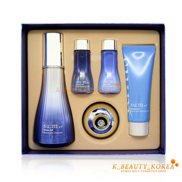 Buy [SU:M37] SUM37 Water-full Bluemune Essence Special Set Singapore