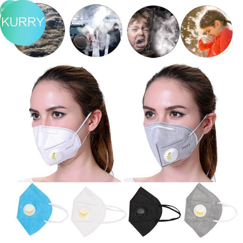 Kurry Anti-Dust Mask Head Respirator Filter Cloth Comfortable Hiking Cycling