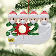 Cây Thông Giáng Sinh Landisa Mặt Dây Chuyền 2020 Mặt Nạ Ông Già Noel Mặt Dây Chuyền Hoạt Hình Cây Thông Noel Trang Trí Cho Trang Chủ Xmas Trang Trí Tiệc