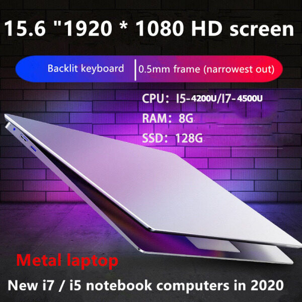 AST gram Thin and Light Laptop - 15.6 Full HD IPS Display, Intel Core i5-4200U/i7-4500U (4th Gen), 8GB RAM, 128GB SSD, Back-lit Keyboard - Dark Silver the latest in 2020 Malaysia
