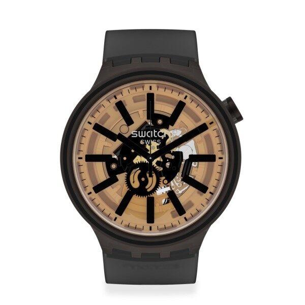 Swatch DARK TASTE Black Watch 47mm SO27B115 Malaysia