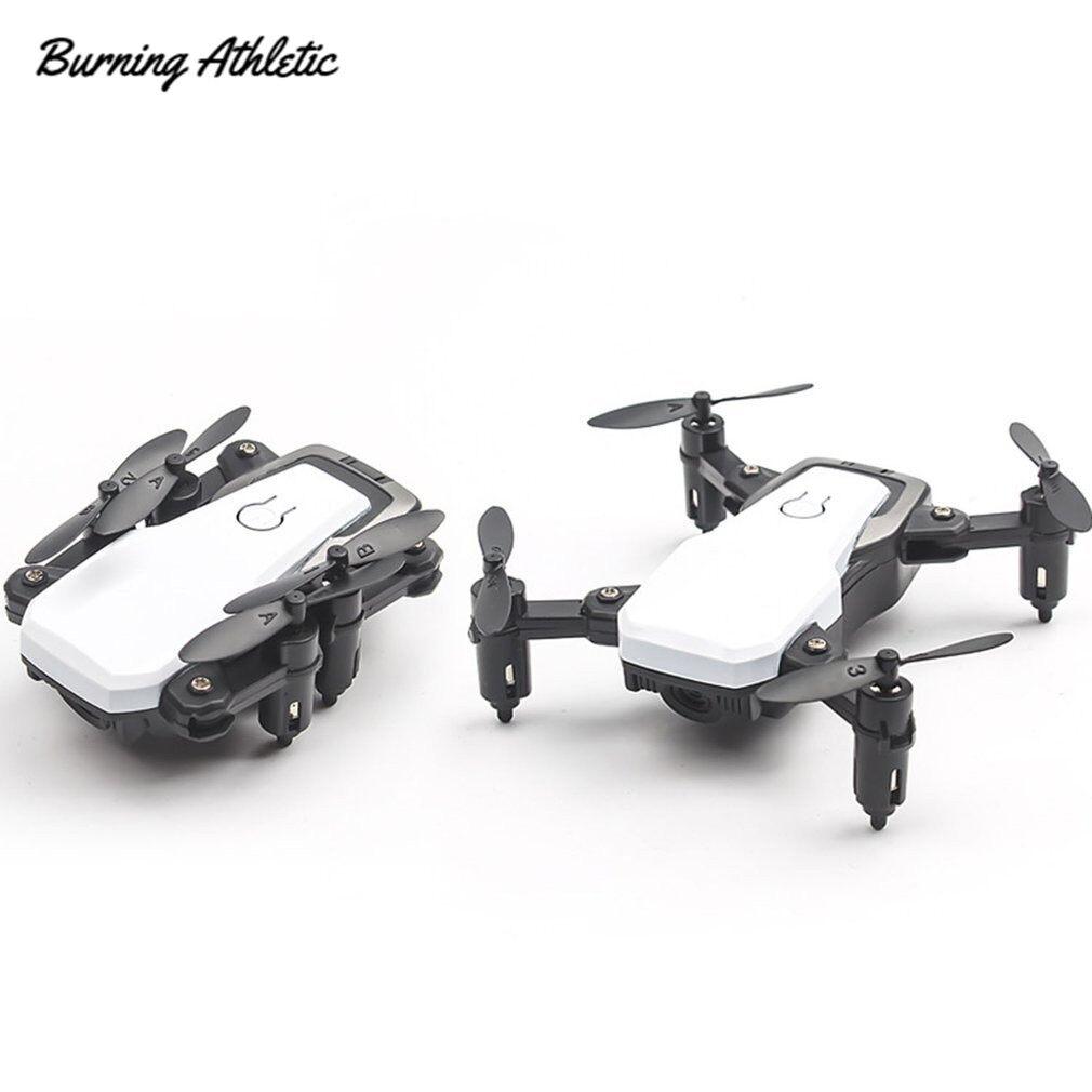 Máy Bay Quadcopte WiFi BA Trắng Máy Bay, Trực Thăng Điều Khiển Từ Xa Chế Độ Không Đầu Mini Drone, Quadc Opter