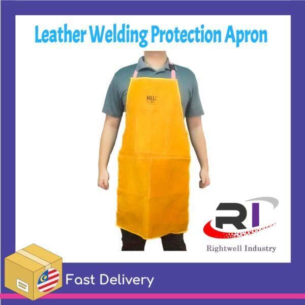 HELI Leather Welding Protection Apron