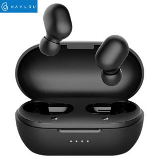 Haylou GT1 Pro Tai Nghe Bluetooth TWS Âm Thanh Nổi HD Pin Dài, Tai Nghe Không Dây Điều Khiển Cảm Ứng Có Micro Kép Cách Ly Tiếng Ồn thumbnail