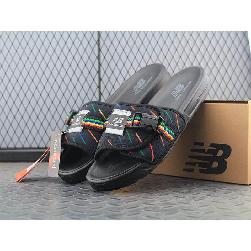 การใช้งาน  พิษณุโลก Original New Balance รองเท้าแตะผู้ชายผู้หญิง Unisex Sandle