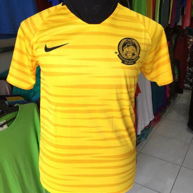 e58300b1f Buy Nike Men's Football Jerseys at Best Price In Malaysia | Lazada