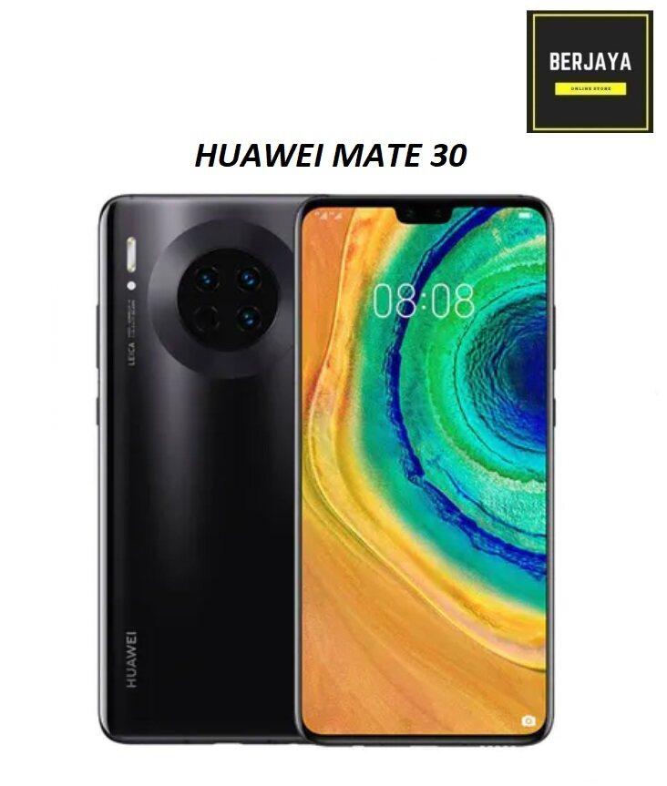 Huawei Mate 30 (8GB + 128GB) Original Malaysia Set - GMS INCLUDED