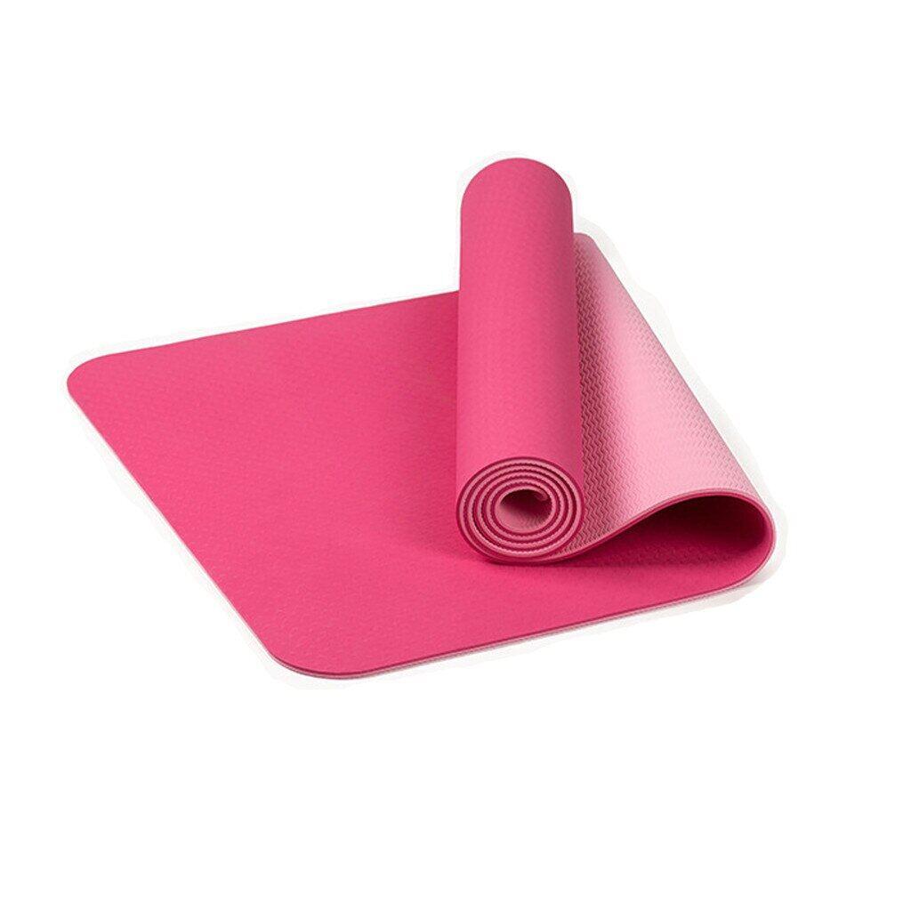 Bảng giá Thảm Tập Yoga Cổ Điển Pro Thảm Tập Thể Dục TPE Thân Thiện Với Môi Trường Chuyên Nghiệp Không Trượt Tập Thể Hình Thảm Tập Dày 0.6Cm Kuznetsov Applicator