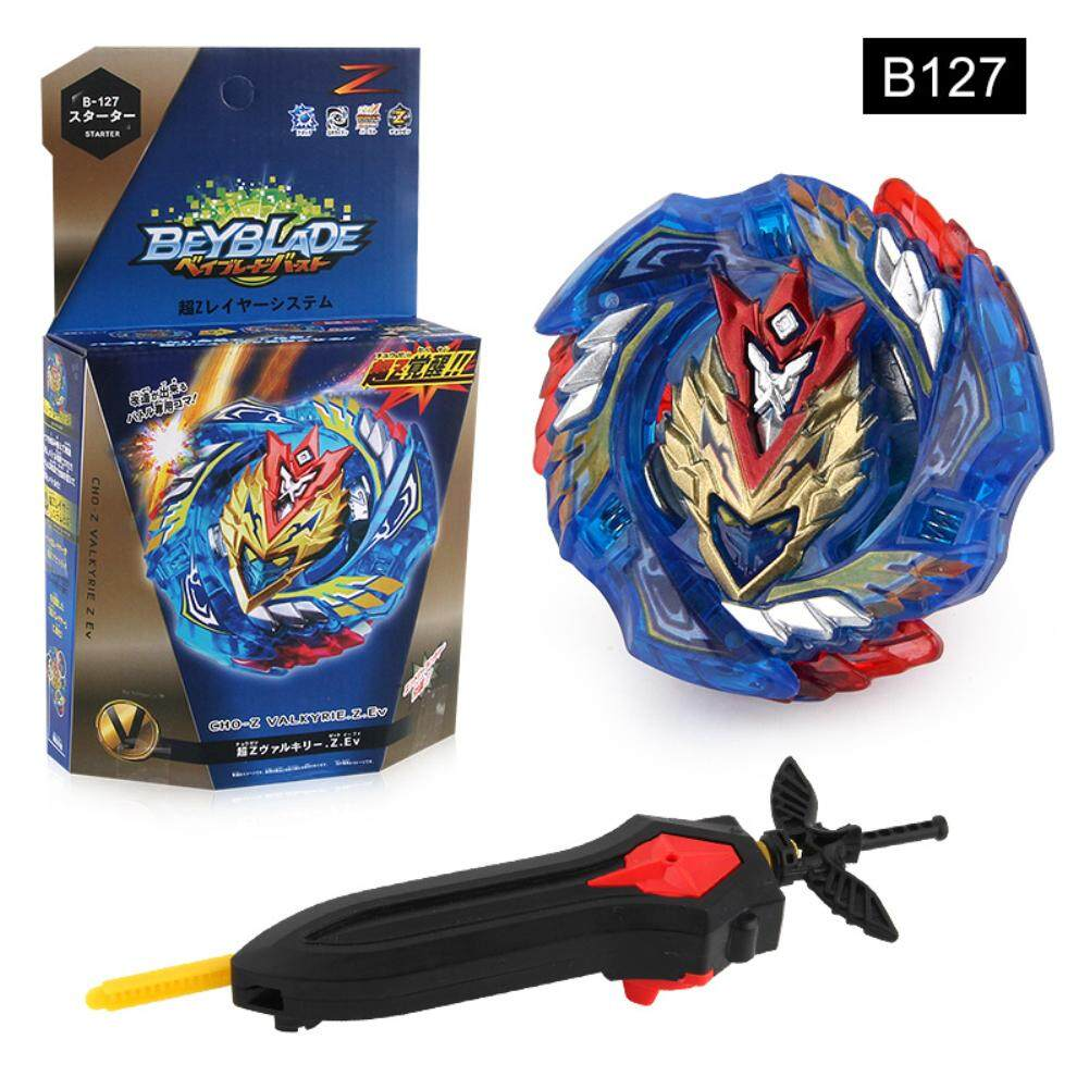 W-Toy Cool Beyblade Burst B127 With Launcher Set Toys For Kids By Wonderful Toy.