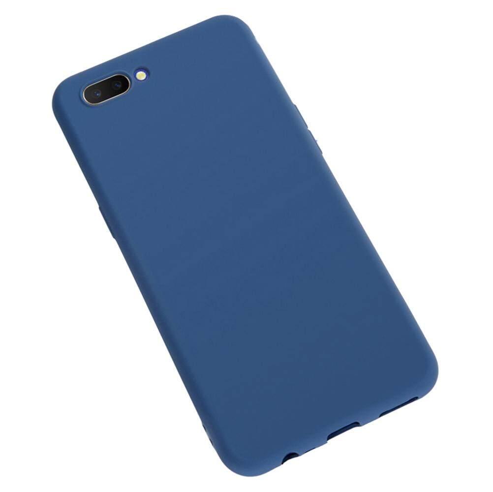 Shunda Oppo A5 Case, Lembut Cair Silikon Ultra Tipis dan Tahan Lama Penutup Pelindung untuk Oppo A3s/A5