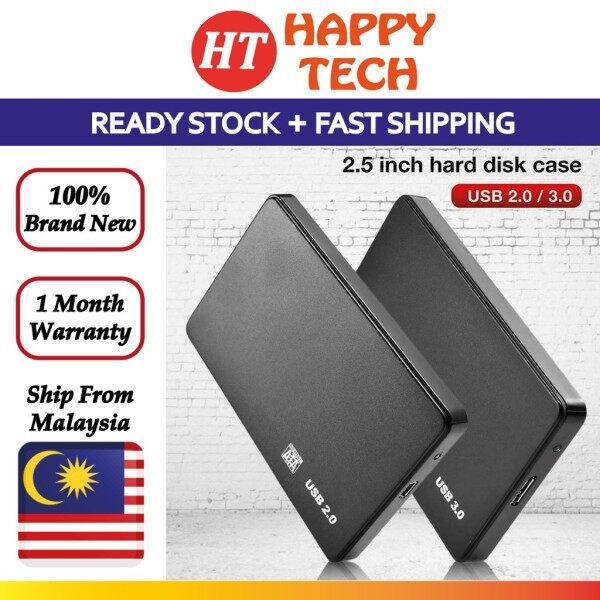 "2.5"" USB 3.0 / 2.0 SATA Hard Drive External Enclosure Case HDD SSD Malaysia"