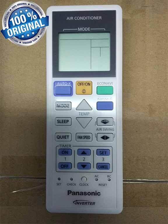 Original Panasonic Air Conditioner Remote Control For INVERTER SERIES