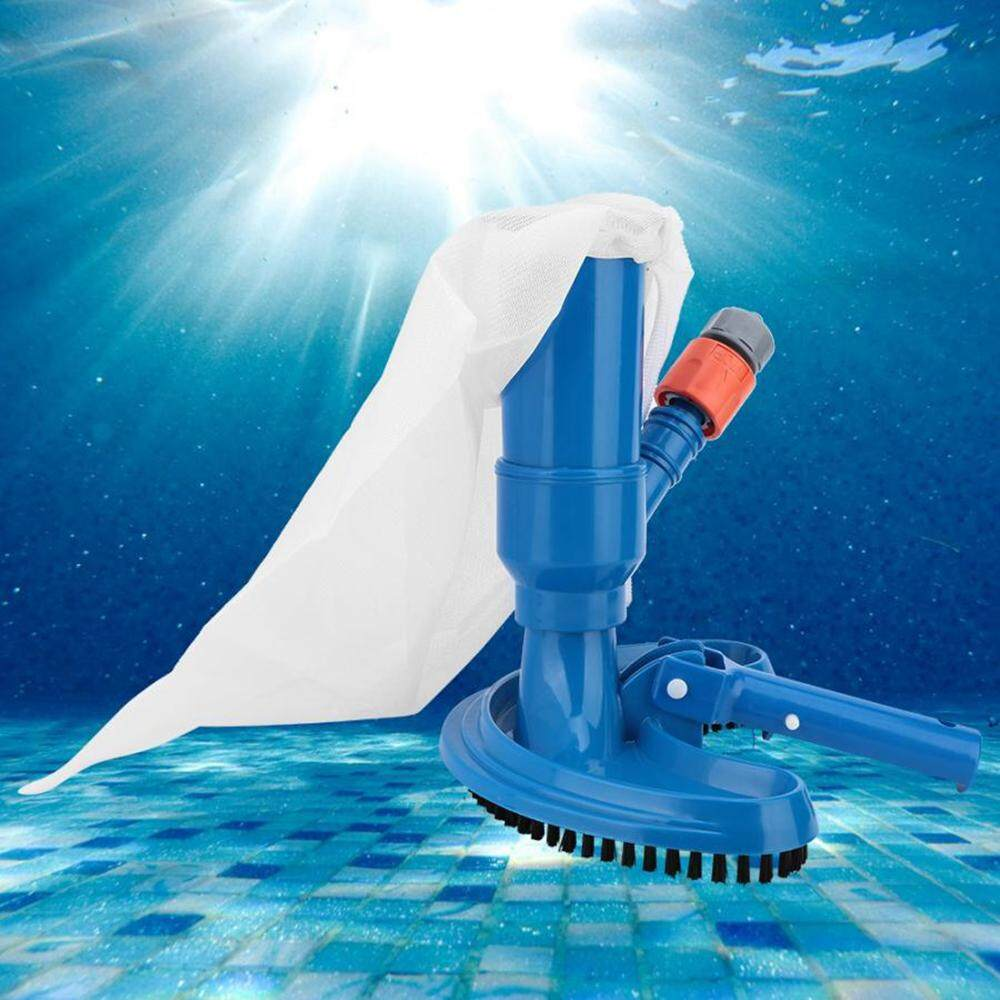 Yifang Portable Pool & Spa Pond Fountain Vacuum Brush Cleaner Cleaning Tool