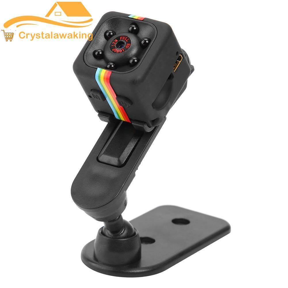 SQ11 HD 1080P Mini Video Camera Night Vision Camcorder DV Motion Recorder