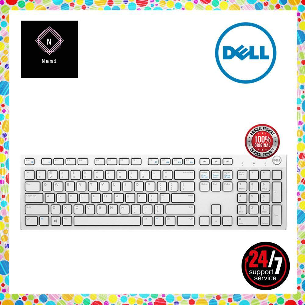 Dell Multimedia Keyboard KB216 - Original (Double Bubble Wrap Packing + Fragile Sticker) Malaysia