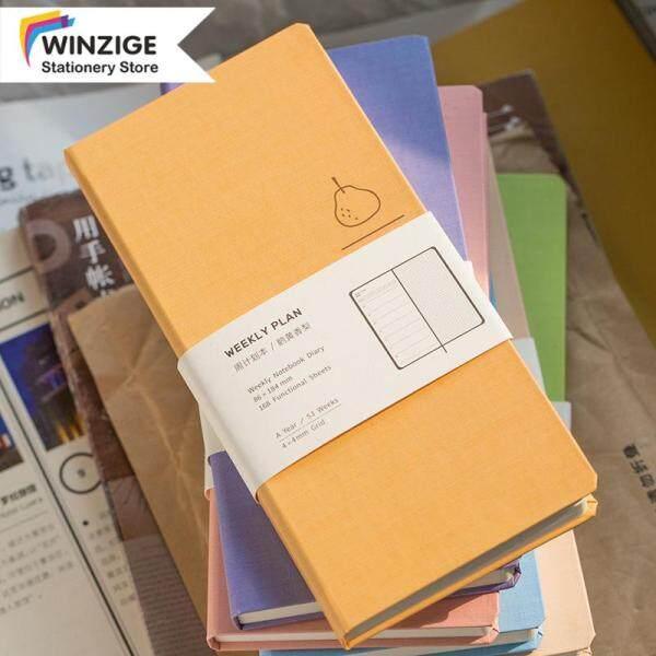 Mua Cuốn Sách Của Winzige Traveller Hàng Tuần Hàng Tháng Sổ Nhật Ký Lưới Notepad