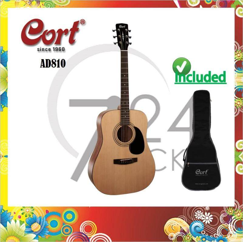 Cort AD810 OP Open Pore Standard Series Beginner / Entry-level Acoustic Guitar ( AD-810 , AD 810 ) Malaysia