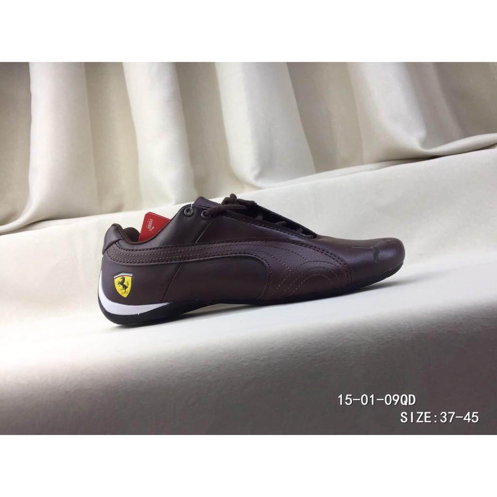 SLK ★ Original Puma shoes Lelaki Wanita Kasut Ferrari Mens and Womens shoes