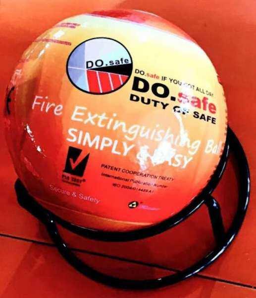 FIRE BALL EXTINGUISHER BALL